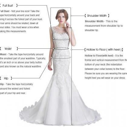 Full Beading Luxury Ball Gown White..