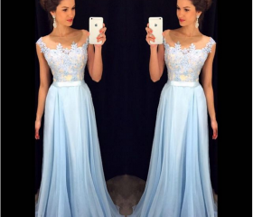 Prom Dress,Chiffon P..