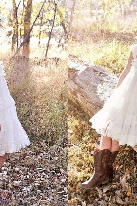 Flower Girl Dress Little Baby Girl Baptism Dress Tulle TuTu Infant Toddler Pageant Birthday Party Christening Junior WeddingIvory Lace Flower Girl Dress -Ivory Lace Baby Doll Dress/Rustic Flower Girl/-Vintage Wedding-Shabby Chic Flower Girl Dress-Vintage Sash