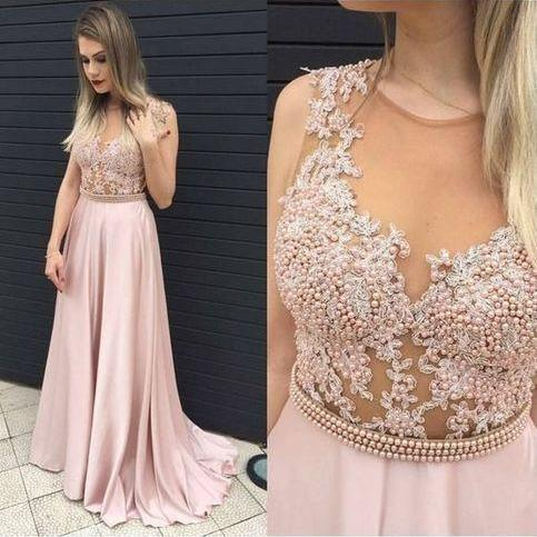 Sexy Prom Dress, Long Prom Dress,See Though Evening Dress,Formal Evening Gown